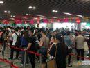 イースター期間中のマカオ国際空港の入境審査場の様子(写真:マカオ治安警察局)