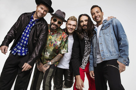 「Backstreet Boys DNA World Tour Live in Macau」(写真:The Venetian Macao)