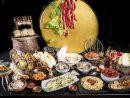 コンラッドマカオのグランドオービットで開催される韓国料理フェア「コリアン・キュイジーヌ・エクストラバガンザ」のイメージ(写真:Conrad Macao, Cotai Central)