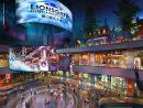 「ライオンズゲート・エンターテイメント・ワールド」の内観イメージ(写真:Lionsgate Entertainment World)