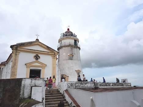 期間限定で一般公開される「ギア灯台」(写真:DSAMA)