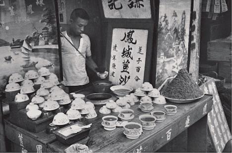 「マカオ:100年撮影」写真展出展作品:「鳳城荳沙,1930年」(図版:澳門基金會)