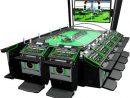 コナミ・オーストラリア社が開発したカジノ向け競馬ゲーム機「Fortune Cup」(写真:Asia Pioneer Entertainment Holdings Limited)
