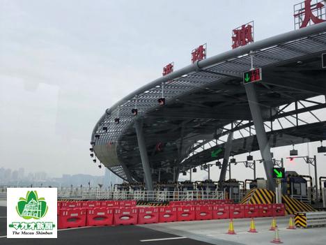 港珠澳大橋(資料)-本紙撮影