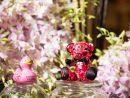 「ピンク・インスパイアード2019」限定版のコンラッドベアとコンラッドダック(写真:Conrad Macao, Cotai Central)