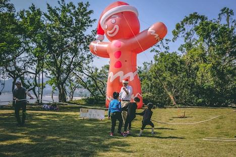 「グランド コロアン リゾート」チャリティクリスマスフェアのイメージ(写真:Grand Coloane Resort)