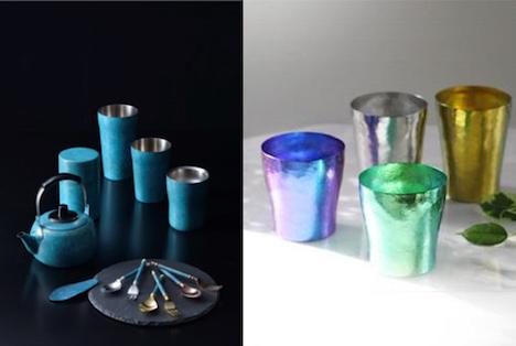 アルチザンとホリエの商品(写真提供:ARTS & CRAFTS STUDIO)